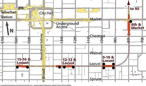 Philadelphia Subway Map Patco.Patco Mobile Website